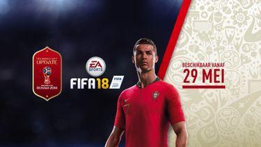 FIFA 18 WK update