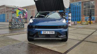 Lynk & Co 01, ev, elektrische, auto, Volvo, Polestar,