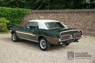 Tweedehands Ford Mustang California Special 1968 occasion