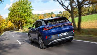 Volkswagen, ID.4, brandstofmotoren, dieselmotoren, benzinemotoren