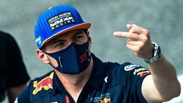 Honda Red Bull Racing Max Verstappen Formule 1 Ziggo Sprintrace sprintkwalificatie