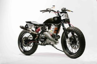 Vijf Deus Ex Machina Custom Bikes