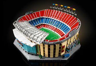 lego, camp nou, stadion, fc barcelona