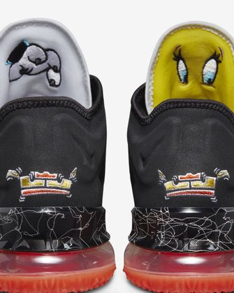 LeBron 18 Low 'Sylvester x Tweety', nieuwe sneakers, space jam a new legacy