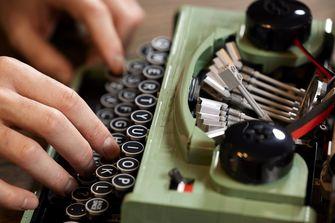 LEGO Typewriter Ideas