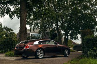 Rolls-Royce, Shooting, brake