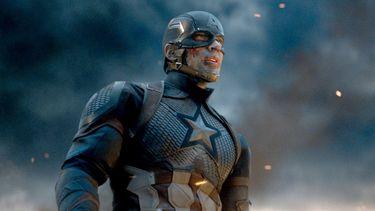 Chris Evans Captain America Marvel