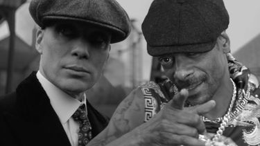 peaky blinders, snoop dogg, Red Right Hand, nick cave, cover