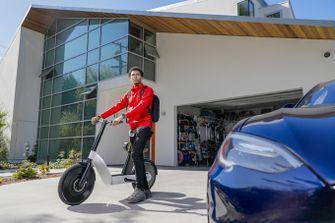 Karmic OSLO elektrische fiets