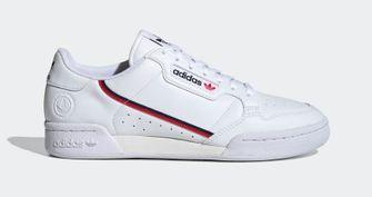 adidas continental 80, vegan iconen, duurzame sneakers