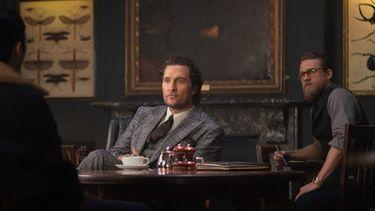 The Gentleman Guy Ritchie Matthew McConaughey