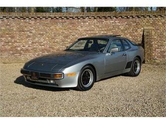 Tweedehands Porsche 944 1984 occasion