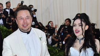 Elon Musk Grimes X Æ A-XII