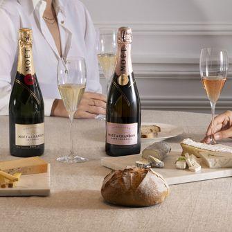 Luxe champagnes om van te genieten
