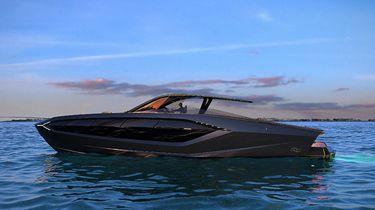 Tecnomar for Lamborghini 63, speedboot