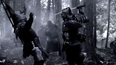 age of samurai, netflix