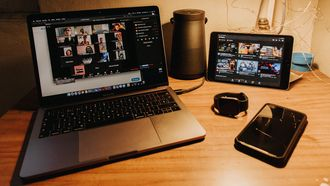 video meetings, gesloopt, moe, zoom, teams, call