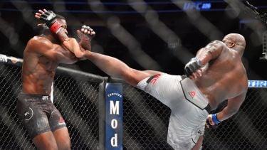 UFC Derrick Lewis