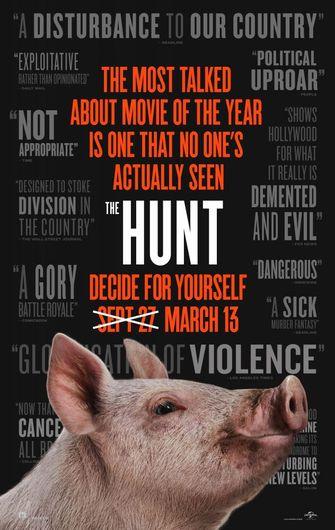The Hunt controversiële trailer