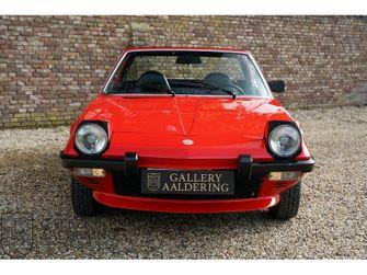Tweedehands Fiat X 1/9 Sport 1975 occasion