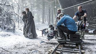 game of thrones the last watch, documentaire, decor