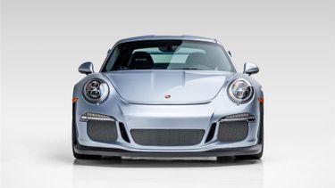 Jerry Seinfield, Porsche 911 GT3 RS