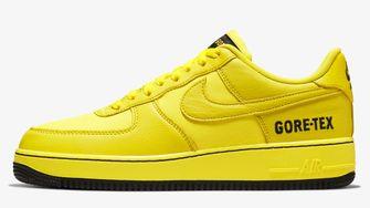 nike air force 1, gore-tex, sneakers