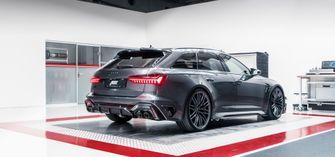 De ultieme stationwagen de Audi ABT RS 6-R