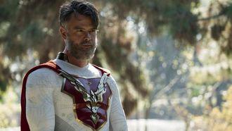 Jupiter's Legacy, josh duhamel, interview, superheld, netflix, sheldon sampson, the utopian