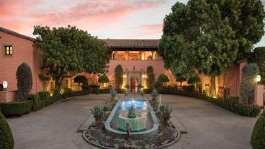 the hearst estate, verkocht, villa, the godfather