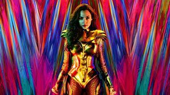 Wonder Woman 1984 DC