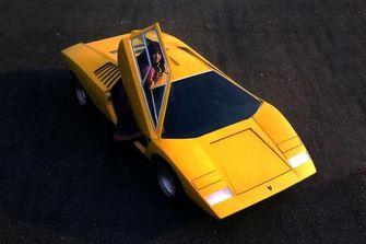 Lamborghini Countach LP 500 uit 1971