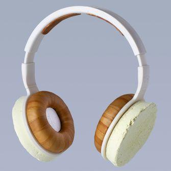 korvaa, biologisch afbreekbare koptelefoon, headphone, schimmels
