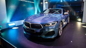 Dit is de nieuwe BMW 8 serie