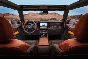ford bronco 2021, open