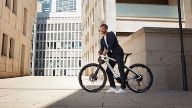 porsche, elektrische fiets, taycan, e-bike