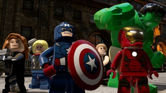 Lego Marvel Films, netflix, superhelden
