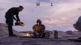 mark hamill, cameo, trailer, Disney Gallery The Mandalorian, star wars, documentaireserie, docu, disney plus