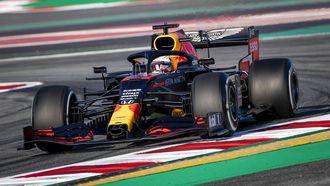 Formule 1 wintertest Max Verstappen live kijken