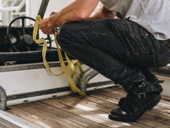 Ruige boots van ROF passen bij elke stijl
