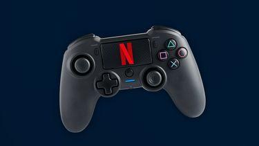 Netflix gaming bewijs