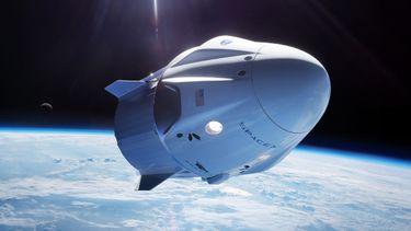 elon musk, ruimteschip, nederland, spacex, crew dragon