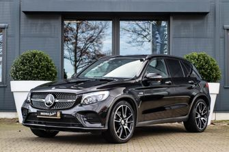 Tweedehands Mercedes-Benz GLC 2017 occasion