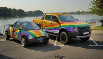 ford very gay raptor, ranger, lhbtiq