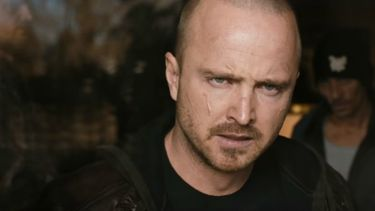 jesse pinkman, aaron paul, el camini a breaking bad movie, trailer
