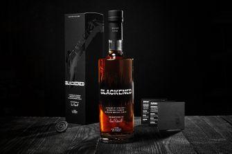 Metallica Whisky, the black album