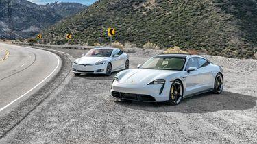 Tesla verslaat Porsche onderzoek