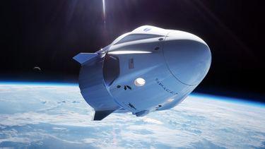 spacex occasion, elon musk, astronauten, iss, ruimte
