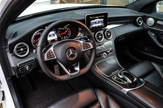 Tweedehands Mercedes-Benz C-Klasse 2015 occasion
