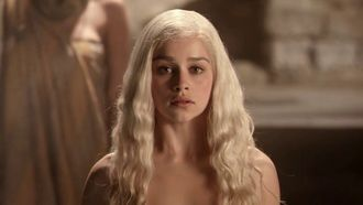 Game of thrones emilia clarke, naakt, seksscenes, druk, game of thrones
